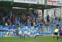 Afición del Real Oviedo