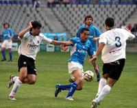 Partido Real Oviedo - Real Sociedad B