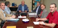 Imagen de la última reunión del Consejo, el 27 de junio
