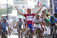 Freire entra vencedor en Santiago (Foto: © Unipublic)