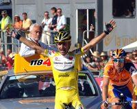 Piepoli entra vencedor en Cerler (Foto: © Unipublic)