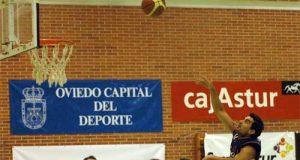 Imagen del partido de hoy entre Domo Oviedo y Rhinos Xiria