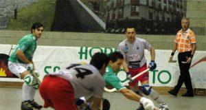 Imagen de archivo de un partido del Esfer
