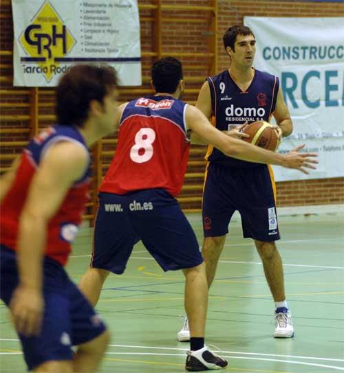 El Domo Oviedo se impuso al Grupo Gijón
