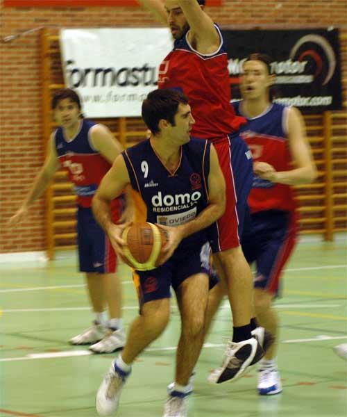 Partido ante el Grupo Gijón