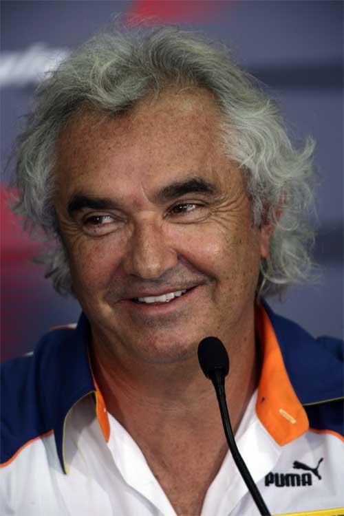 Flavio Briatore (Foto: Renault F1)