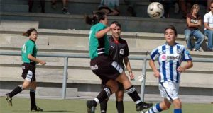 Imagen de un partido del Oviedo Moderno