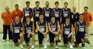 Plantilla del Oviedo Baloncesto