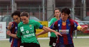 Imagen del partido de la primera vuelta en Oviedo