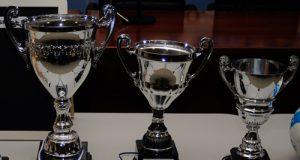 Los trofeos tendrán propietario el sábado (Foto: Zureda Press)