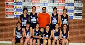 Equipo femenino del OCB (Foto: OCB)