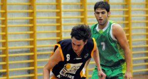 Agustín Prieto, en el Torneo San Mateo (Foto: Zureda Press)
