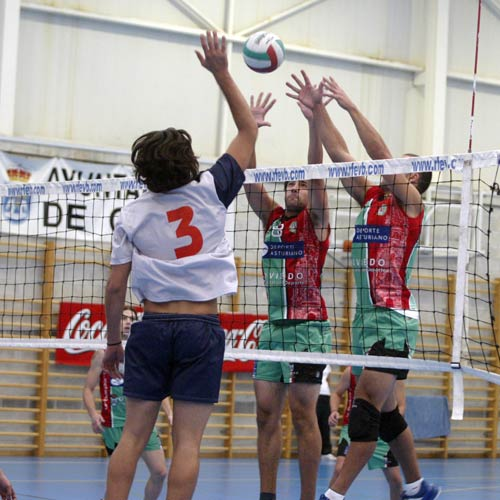 El CV Oviedo comienza una nueva temporada (Foto: Archivo MO).