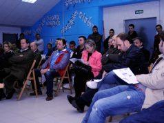 Los asistentes a la reunión siguieron los asuntos a tratar con interés (Foto: Zureda Press)