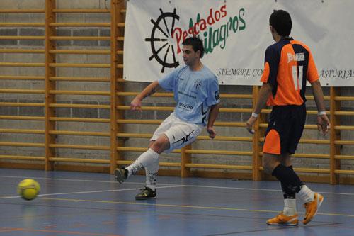 El Txamon Oviedo es noveno en Primera Nacional B (Foto: Archivo MO).