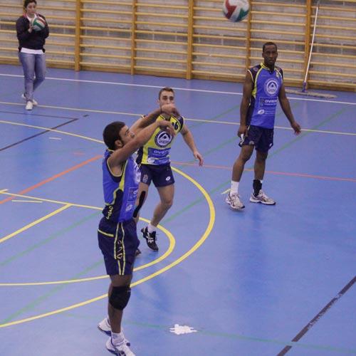 Los chicos sumaron su segundo triunfo consecutivo (Foto: Zureda Press).