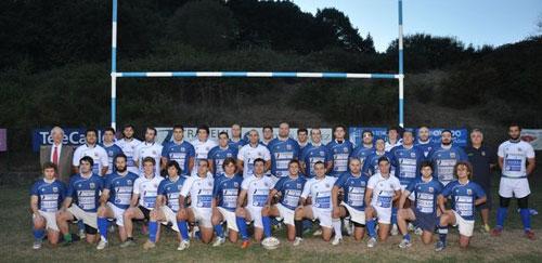 La plantilla del Oviedo Tradehi RC para esta temporada (Foto: ORC).