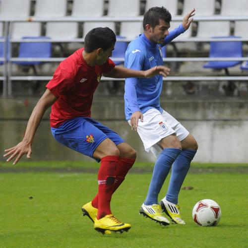 Baquero no podrá jugar en Zamora (Foto: Zureda Press).
