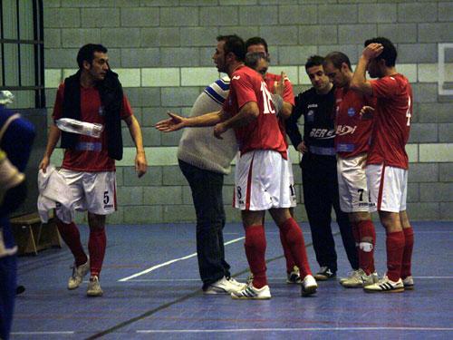 Un tiempo muerto del Beredi (Foto: www.beredi.es).