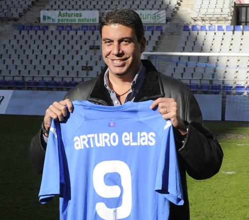Arturo Elías (Foto: Archivo MO).