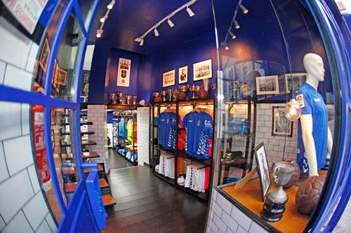 La nueva tienda (Foto: Real Oviedo).