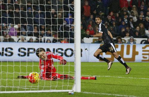 El Leicester sigue sorprendiendo (Foto: @premierleague).