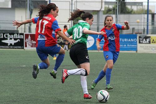 Avance de Isina (Foto: Oviedo Moderno).